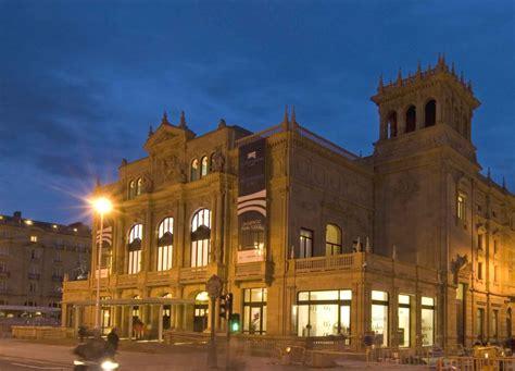 Teatro Victoria Eugenia - San Sebastian Tourism