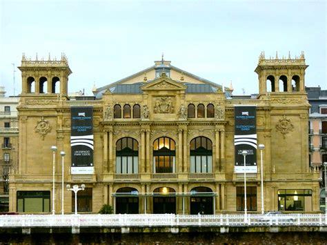 Teatro Victoria Eugenia | TurismoVasco.com