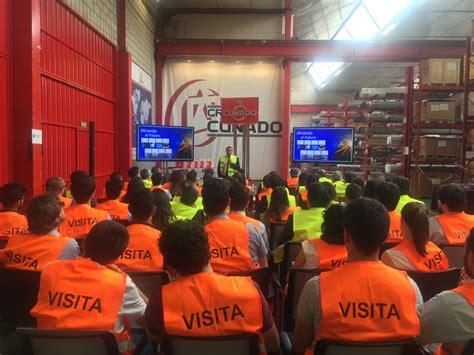 Técnicas Reunidas visita las instalaciones de Grupo Cuñado ...