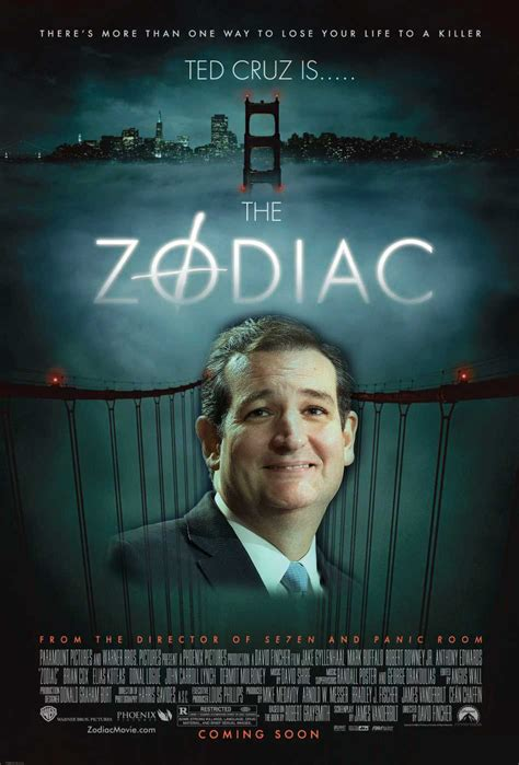 Ted Cruz is the Zodiac Killer – The Courier