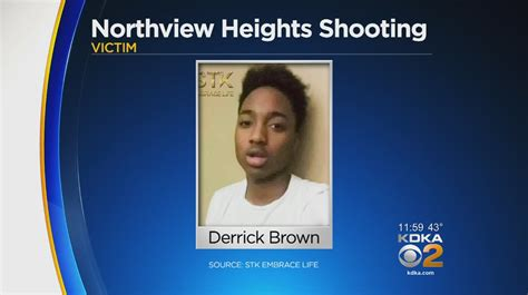 Teenager Killed In Northview Heights Shooting « CBS Pittsburgh