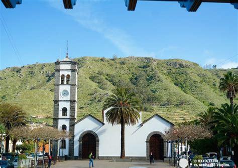 Tegueste, un pueblo en movimiento al norte de Tenerife