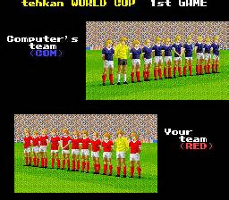 TEHKAN WORLD CUP, ESTO SÍ QUE ES FÚTBOL - Pixelmaniacos