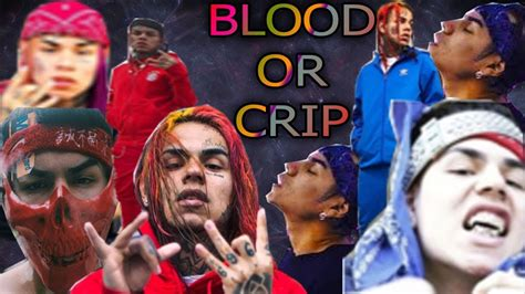TEKA$HI69  6IX9INE  IS A BLOOD OR CRIP ???   YouTube