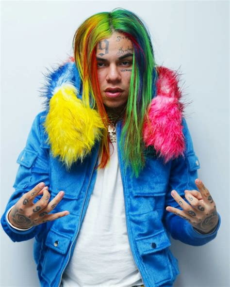 Tekashi 69 | ooodaddyyy} | Pinterest | Rapper and Bae