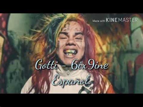 Tekashi 6ix9ine - Gotti | Letra en español - YouTube