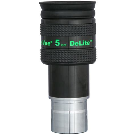 Tele Vue DeLite Series 5mm Eyepiece (1.25