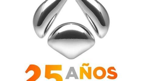 Telecinco felicita su 25 aniversario a Antena 3