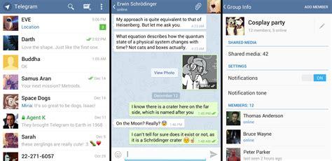 Telegram 3.4.2 APK Download! – TuxNews.it
