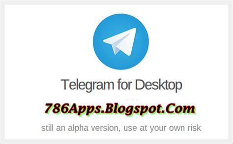 Telegram Desktop 0.7.20 Download Free - Software Update Home