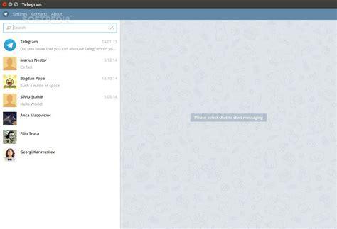 Telegram Desktop for Linux Review
