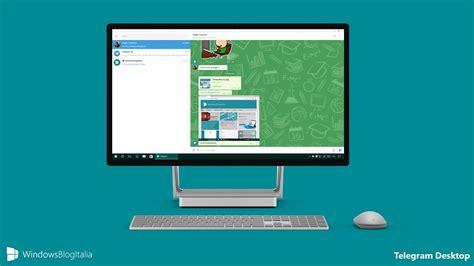 Telegram Desktop si aggiorna con una nuova interfaccia e altro