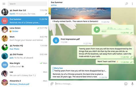 Telegram for Desktop   Download   CHIP