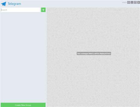 Telegram for Desktop - Download