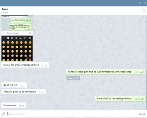 Telegram for Desktop - Free Download