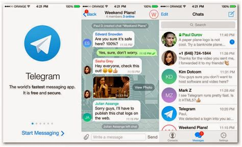 Telegram for PC Download Windows7/8/MAC and Android apk ...