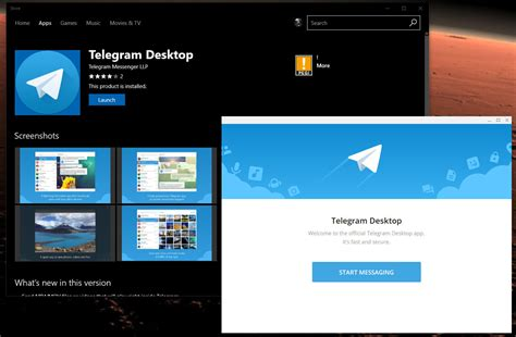 Telegram for PC is now available on the Windows Store - Neowin