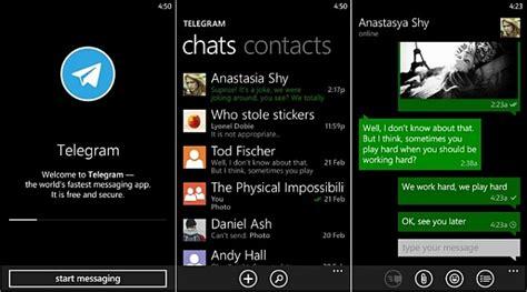 Telegram for Windows Phone   Download Telegram