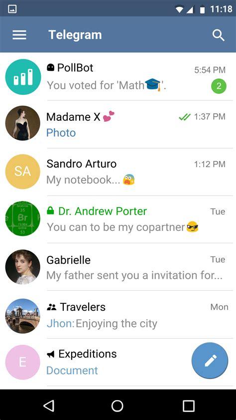 Telegram  messaging service    Wikipedia