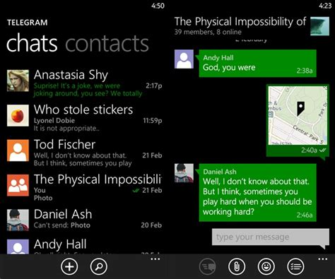 Telegram Messenger Beta gets an update, adds hashtag ...