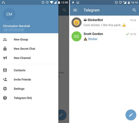 Telegram review: chat without cost or risk   Android App ...