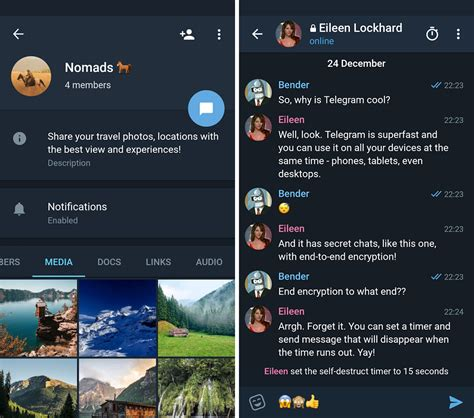 Telegram X - Android App - Download - CHIP