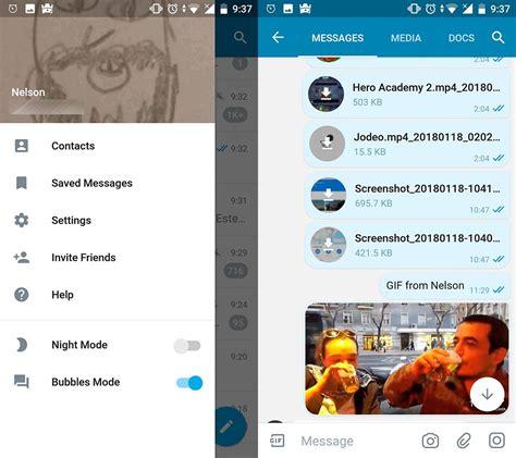 Telegram X is an official alternative app that offers ...