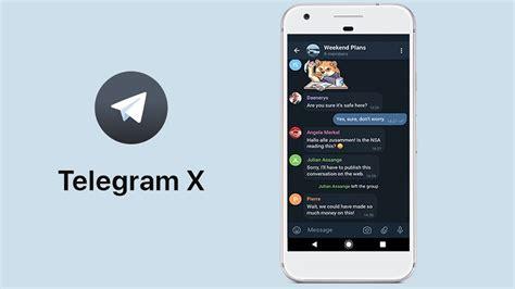 Telegram X убрали из Google Play
