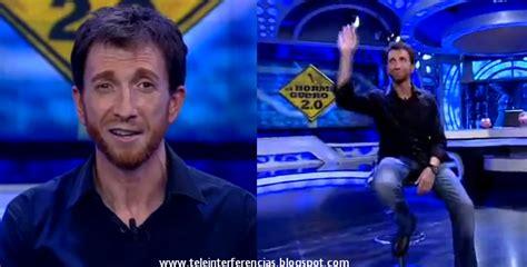 TELEINTERFERENCIAS: Vídeo: Despedida de 'El Hormiguero' y ...