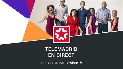 TeleMadrid Direct - Regarder TeleMadrid live sur internet