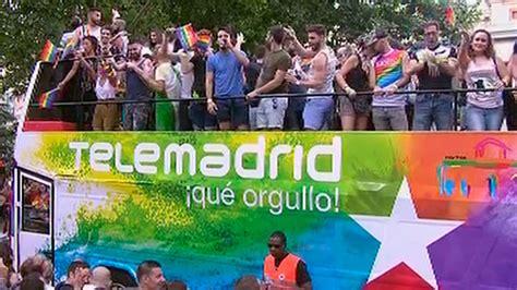 Telemadrid - World Pride Madrid 2017