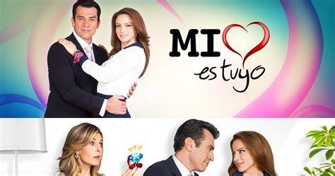 Telenovela Love Garden: My Heart Is Yours   Mi Corazón Es tuyo