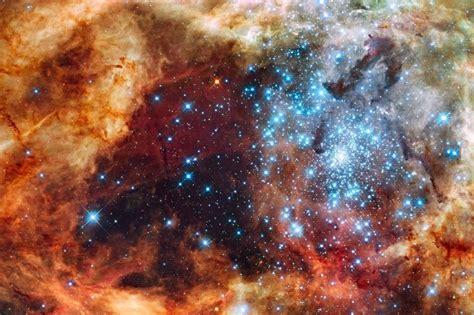 Telescopio Hubble observa el nacimiento de estrellas ...