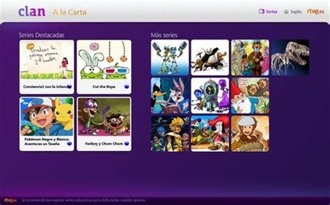 Televisión a la carta con Rtve.es y RTVE Clan para Windows 8.1