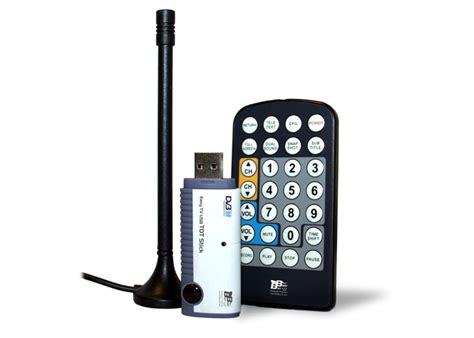 Televisión Digital Terrestre  TDT  en la PC
