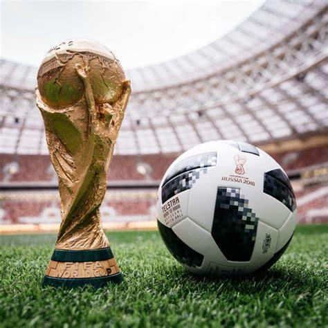 Telstar 18, el balón oficial del Mundial Rusia 2018 ¡Conócelo!