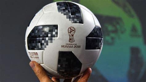 Telstar 18: la innovadora pelota del Mundial de Rusia 2018 ...