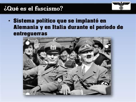 Tema 10 - El auge del fascismo