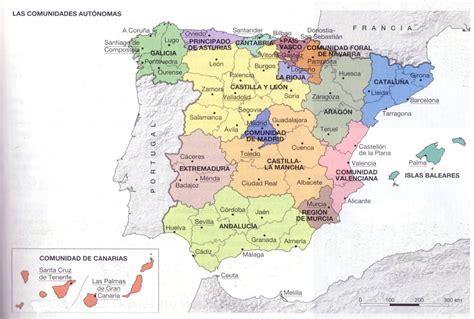 TEMA 10 ORGANIZACIÓN TERRITORIAL DE ESPAÑA Y ...