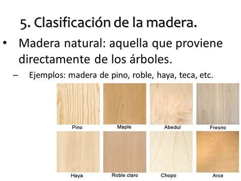 Tema 2. Los materiales La madera..   ppt descargar