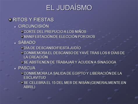 TEMA 2: UN SOLO DIOS UN DIOS O MUCHOS DIOSES EL JUDAÍSMO ...