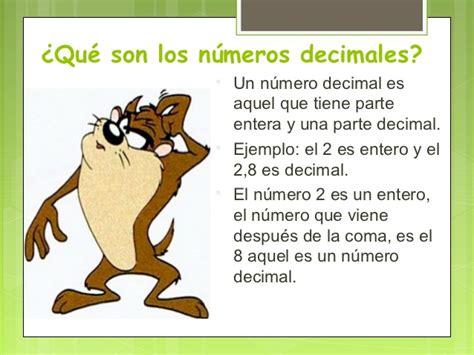 Tema 3 operaciones con numeros decimales
