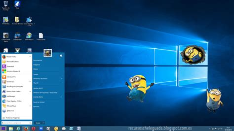 Tema Windows 10 RTM para Windows 8 y 8.1   Descargar Gratis