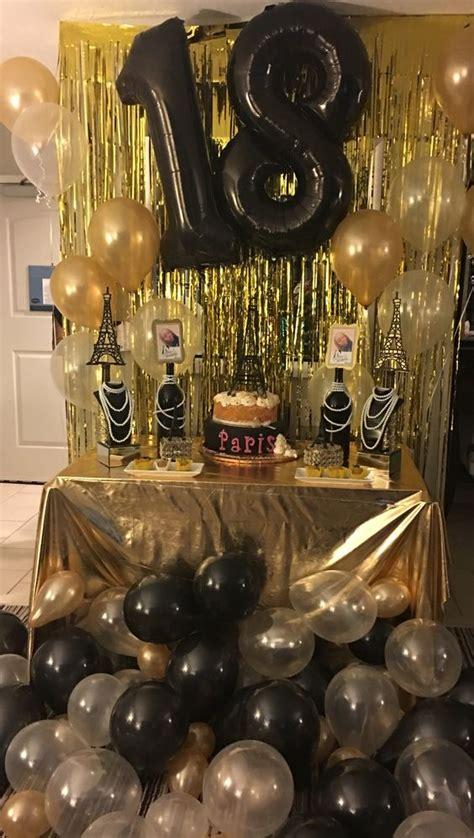 Temas para fiestas de 18 años | Decoracion de interiores ...
