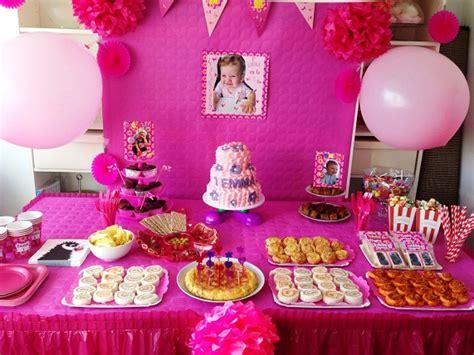 Tematica de cumpleaños de niña - Imagui