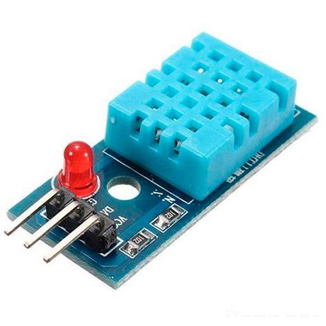 Temperatura ¦ Humedad : Módulo sensor de temperatura y humedad