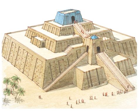 Temples In Mesopotamia | DK Find Out