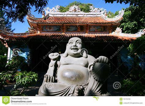 Templo Budista De Vietnam Fotos de archivo   Imagen: 13176723