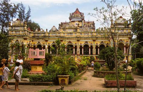 Templo budista de Vietnam