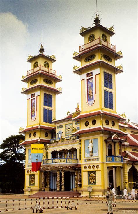 Templo Cao Dai Vietnam